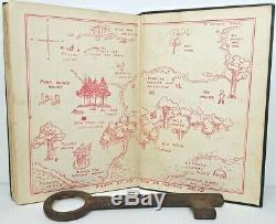 1926 WINNIE THE POOH vtg FIRST ED Rare 1ST YR PRINTING Child Disney Bear A MILNE