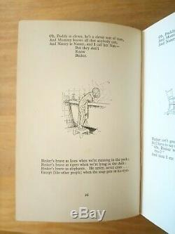 1927 FIRST EDITION NOW WE ARE SIX by A A MILNE. WINNIE THE POOH. 1ST / 2ND PRINT