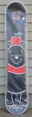 2005 Vintage Burton Japan Disney Winnie The Pooh Custom Snowboard $1200 156cm