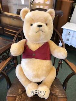 2006 Steiff Winnie The Pooh withBag