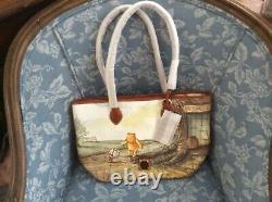 2020 Disney Parks Dooney & Bourke Winnie The Pooh Tote Purse Bag NWT