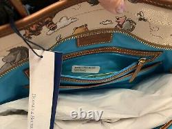 2020 Disney Parks Dooney & Bourke Winnie the Pooh tote Purse Bag New With tags