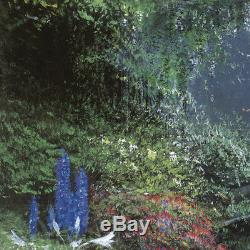 32Wx21H REFLECTIONS OF A FRIENDSHIP by PETER ELLENSHAW WINNIE POOH CANVAS