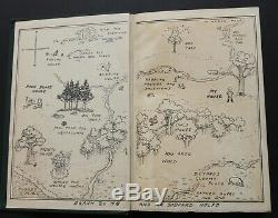 A. A. MILNE. WINNIE THE POOH. 1st edition, 1st printing. 1926