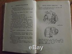 A. A. Milne Winnie The Pooh Books Complete 4 Volume Collection 1924-28 Methuen