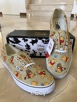 Authentic Disney Winnie The Pooh Vans