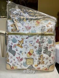 BNWT Disney Dooney & Bourke Winnie the Pooh Crossbody Letter Carrier Purse