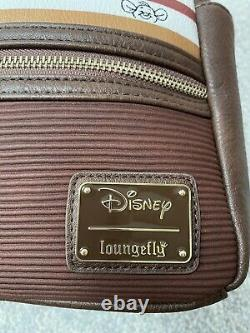 Brand New With Tags Rare Winnie The Pooh loungefly mini backpack