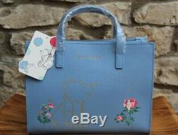 Cath Kidston Disney X Winnie The Pooh Blue Grab Bag 2019 Collection BNWT