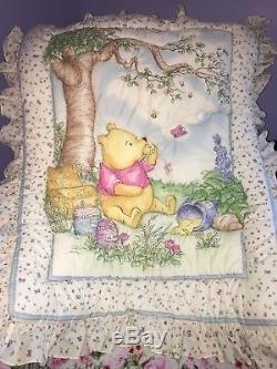 Classic Winnie The Pooh Hunny Pot Crib Bedding Set & More