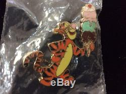 DSF PTD Pin Trader's Delight TIGGER from Winnie the Pooh LE300 NEWVERY RARE