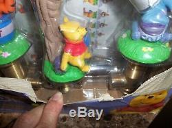 Disney 8 Widespread Faucet (winnie The Pooh & Friends) Nib