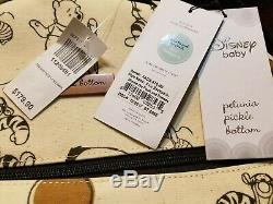 Disney Baby Petunia Pickle Bottom Winnie the Pooh Diaper Bag Axis Backpack