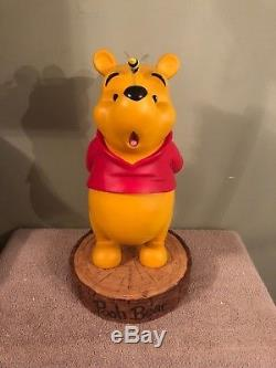 Disney Big Fig Figure Statue Winnie the Pooh Figurine