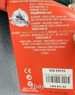 Disney Christopher Robin Movie Piglet Plush Theme Parks. Mint. A+Seller