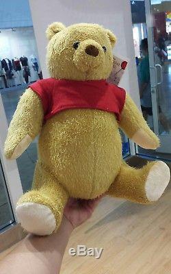 Disney Christopher Robin Movie. Winnie the pooh Plush. NWT