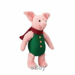 Disney Christopher Robin Winnie Pooh Tiggr Eeyor Piglet Kanga Roo Set 5 Plush US
