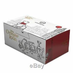 Disney Christopher Robin Winnie The Pooh Ltd No 1290 by Steiff EAN 355424
