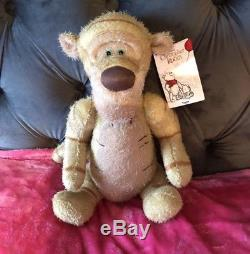 Disney Christopher Robin Winnie The Pooh Plush Limited Release Soft Toy Full Set