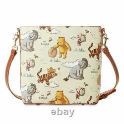 Disney Classic Winnie the Pooh Crossbody Bag by Dooney & Bourke