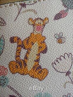 Disney Dooney Bourke WINNIE the POOH Crossbody NEW NWT Eeyore Tigger Piglet