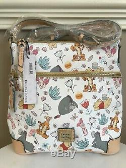 Disney Dooney Bourke Winnie Pooh Crossbody Purse Limited Edition Exclusive NWT