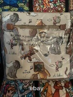 Disney Dooney & Bourke Winnie The Pooh Classic Crossbody Bag Purse NWT & Friends
