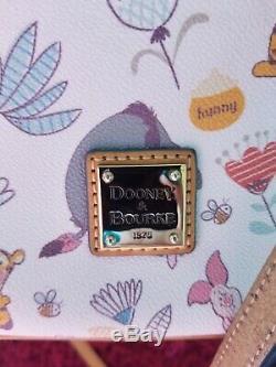 Disney Dooney & Bourke Winnie The Pooh Letter Carrier Crossbody Purse