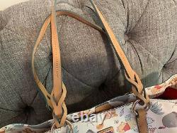 Disney Dooney & Bourke Winnie The Pooh Tote Bag Purse