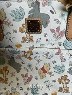 Disney Dooney & Bourke Winnie the Pooh Bag Purse