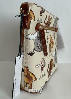 Disney Dooney & Bourke Winnie the Pooh Crossbody Handbag NWT