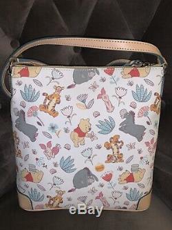 Disney Dooney & Bourke Winnie the Pooh Crossbody Letter Carrier
