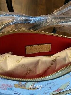 Disney Dooney & Bourke Winnie the Pooh Crossbody Letter Carrier Purse Bag NEW