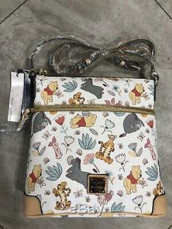 Disney Dooney & Bourke Winnie the Pooh Crossbody Messenger NWT