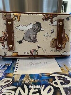 Disney Dooney & Bourke Winnie the Pooh Satchel Handbag NWT