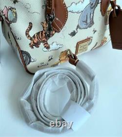 Disney Dooney & Bourke Winnie the Pooh Satchel Handbag NWT This Placement