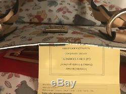 Disney Dooney & Bourke Winnie the Pooh Shopper Tote Bag NWT Tigger Eeyore
