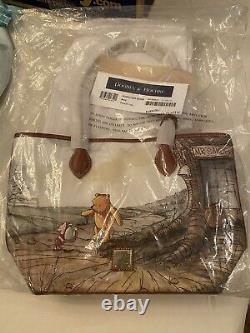 Disney Dooney & Bourke Winnie the Pooh Tote Handbag NWT