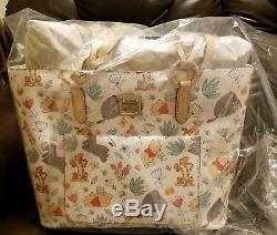 Disney Dooney & Bourke Winnie the Pooh Tote NWT SOLD OUT BIN or No Reserve