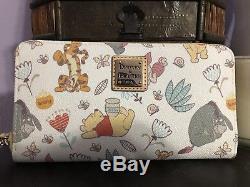 Disney Dooney Bourke Winnie the Pooh Wallet NEW NWT Eeyore Tigger Winnie Piglet