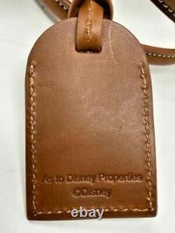 Disney Dooney & and Bourke Winnie the Pooh Satchel Bag Purse Eeyore Tigger NWT