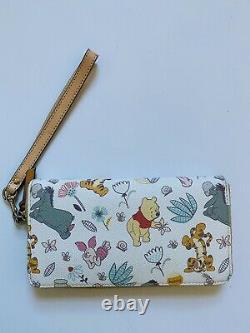Disney Dooney and Bourke Winnie the Pooh Wallet
