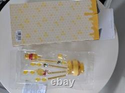 Disney Japan LE Winnie the Pooh Hunny Day Wind Chime Sun Catcher