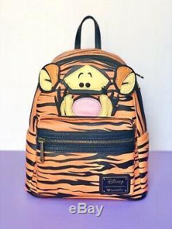 Disney Loungefly Tigger Mini Backpack NWT