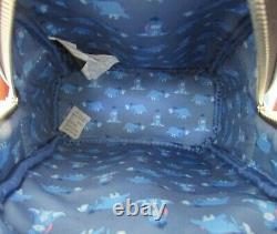 Disney Loungefly Winnie the Pooh Eeyore Mini Backpack Figural & Card Holder NWT