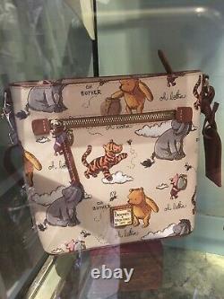 Disney Parks 2020 Winnie The Pooh Crossbody Bag Dooney & Bourke New