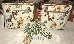 Disney Parks Dooney & Bourke Winnie The Pooh Crossbody Bag New PICK A OR B
