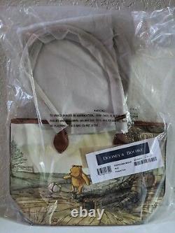 Disney Parks Winnie The Pooh Tote Bag Dooney & Bourke