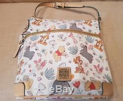 Disney Parks Winnie the Pooh Crossbody Bag by Dooney & Bourke