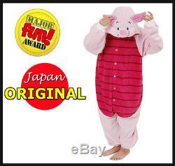 disney piglet winnie the pooh costume kigurumi party pajamas halloween costumes